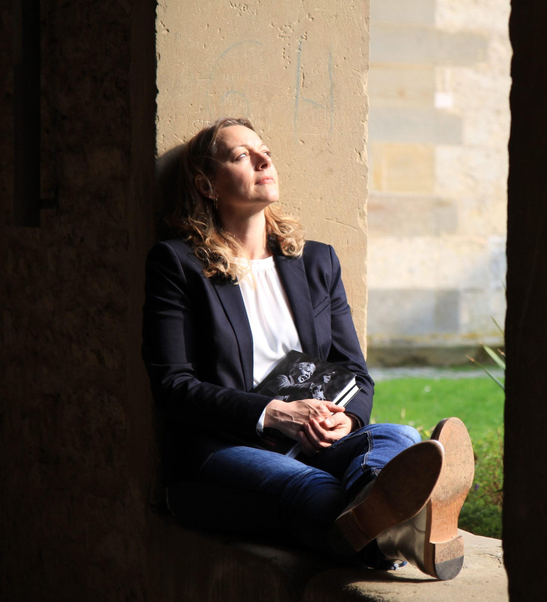 Martina Maria Reichert: Coach, Künstlerin, Friedensaktivistin  - WER MICH INSPIRIERT