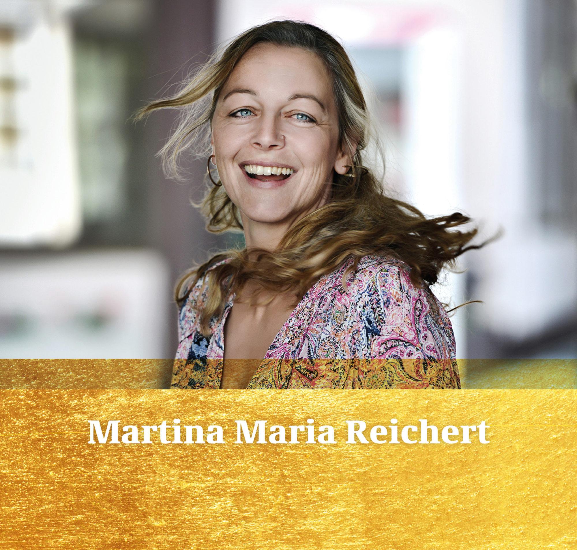 Martina Maria Reichert: Coach, Künstlerin, Friedensaktivistin - Startseite Connecting